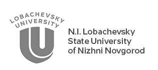 N. I. Lobachevsky State University of Nizhni Novgorod